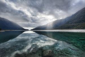 water-sky